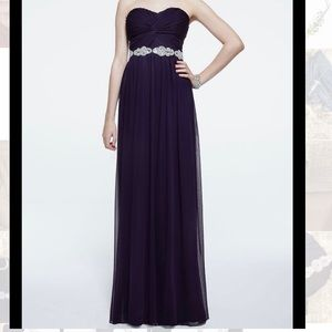 • David's Bridal • Formal Evening Gown